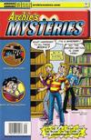 Cover for Archie's Mysteries (Archie, 2003 series) #31 [Newsstand]