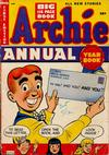 Cover for Archie Annual (Archie, 1950 series) #1