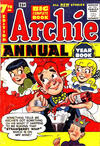 Cover for Archie Annual (Archie, 1950 series) #7