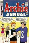 Cover for Archie Annual (Archie, 1950 series) #11