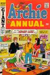 Cover for Archie Annual (Archie, 1950 series) #21