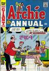 Cover for Archie Annual (Archie, 1950 series) #22