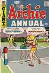 Cover for Archie Annual (Archie, 1950 series) #24
