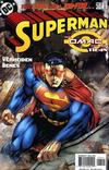 Cover for Superman (DC, 1987 series) #217 [Direct Sales]
