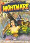 Cover for Nightmare (Ziff-Davis, 1952 series) #1