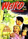 Cover for Weird Adventures (Ziff-Davis, 1951 series) #10