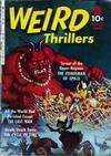 Cover for Weird Thrillers (Ziff-Davis, 1951 series) #2