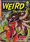 Cover for Weird Thrillers (Ziff-Davis, 1951 series) #4