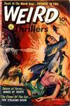 Cover for Weird Thrillers (Ziff-Davis, 1951 series) #5