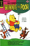 Cover for Walt Disney Winnie-the-Pooh (Western, 1977 series) #1