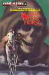 Cover for Piers Anthony's Incarnations of Immortality: On a Pale Horse (Innovation, 1991 series) #4