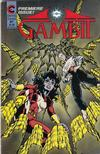 Cover for Gambit (Malibu, 1988 series) #1