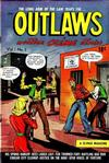 Cover for Outlaws (D.S. Publishing, 1948 series) #v1#3