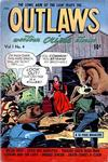 Cover for Outlaws (D.S. Publishing, 1948 series) #v1#4
