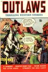 Cover for Outlaws (D.S. Publishing, 1948 series) #v1#7