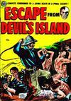 Cover for Escape from Devil's Island (Avon, 1952 series) #1