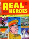 Cover for Real Heroes (Parents' Magazine Press, 1941 series) #3