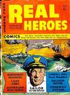 Cover for Real Heroes (Parents' Magazine Press, 1941 series) #5