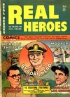 Cover for Real Heroes (Parents' Magazine Press, 1941 series) #6