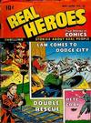 Cover for Real Heroes (Parents' Magazine Press, 1941 series) #14
