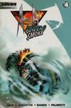 Cover Thumbnail for Ash: Cinder & Smoke (1997 series) #4 [Cover by Joe Quesada]