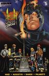 Cover Thumbnail for Ash: Cinder & Smoke (1997 series) #5 [Cover by Joe Quesada]