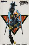 Cover Thumbnail for Ash: Cinder & Smoke (1997 series) #6 [Cover by Joe Quesada]