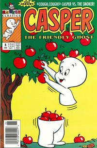Cover Thumbnail for Casper the Friendly Ghost (Harvey, 1991 series) #8