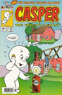 Cover Thumbnail for Casper the Friendly Ghost (Harvey, 1991 series) #25