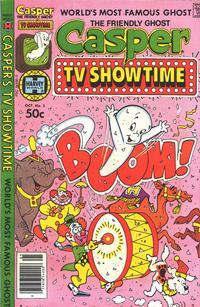 Cover Thumbnail for Casper TV Showtime (Harvey, 1980 series) #5