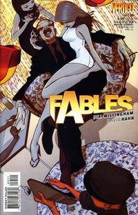 Cover Thumbnail for Fables (DC, 2002 series) #35