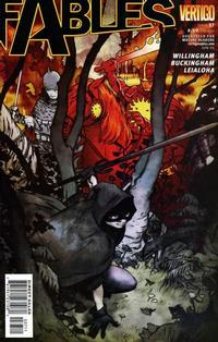 Cover Thumbnail for Fables (DC, 2002 series) #37