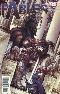 Cover Thumbnail for Fables (DC, 2002 series) #38