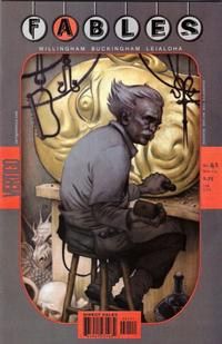 Cover Thumbnail for Fables (DC, 2002 series) #41