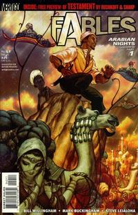 Cover Thumbnail for Fables (DC, 2002 series) #42