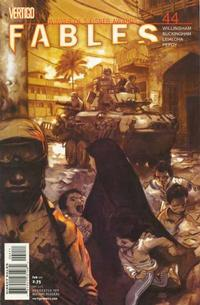 Cover Thumbnail for Fables (DC, 2002 series) #44
