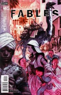 Cover Thumbnail for Fables (DC, 2002 series) #45