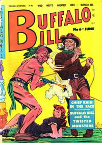 Cover Thumbnail for Buffalo Bill (Youthful, 1950 series) #6
