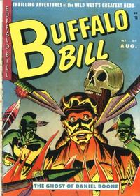 Cover Thumbnail for Buffalo Bill (Youthful, 1950 series) #7