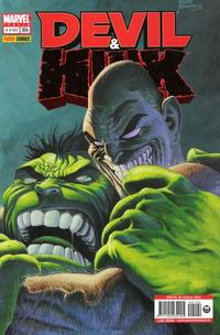 Cover Thumbnail for Devil & Hulk (Marvel Italia, 1994 series) #104