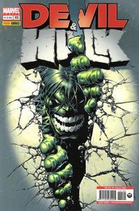 Cover Thumbnail for Devil & Hulk (Marvel Italia, 1994 series) #105