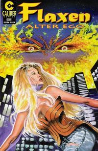 Cover Thumbnail for Flaxen: Alter Ego (Caliber Press, 1995 series) #1