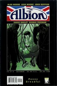 Cover Thumbnail for Albion (DC, 2005 series) #2