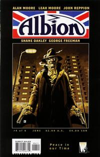 Cover Thumbnail for Albion (DC, 2005 series) #4
