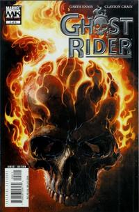 Cover Thumbnail for Ghost Rider (Marvel, 2005 series) #2