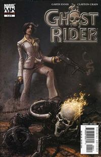 Cover Thumbnail for Ghost Rider (Marvel, 2005 series) #4