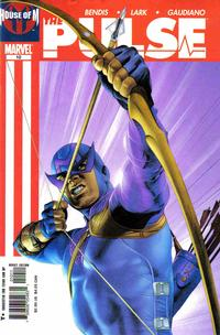 Cover Thumbnail for The Pulse (Marvel, 2004 series) #10