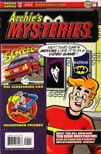 Cover Thumbnail for Archie's Mysteries (Archie, 2003 series) #25