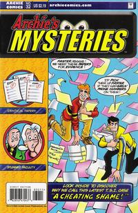 Cover Thumbnail for Archie's Mysteries (Archie, 2003 series) #32