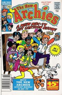 Cover Thumbnail for The New Archies (Archie, 1987 series) #1